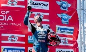 Supermoto, fantastico doppio podio Europeo per Mauro Cucchietti e Kevin Negri