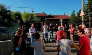 Roata Rossi, consiglieri comunali in visita alla struttura che accoglierà i migranti