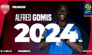 Calcio, Alfred Gomis rinnova con il Digione: nuovo contratto fino al 2024