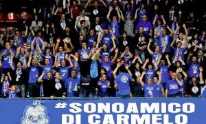 Carmelo Noto lascia la guida dei Blu Brothers. ''Farò il tifoso semplice''