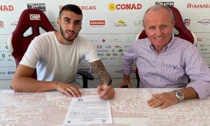 Calcio, ora è ufficiale: Simone Muratore in prestito dall'Atalanta alla Reggiana