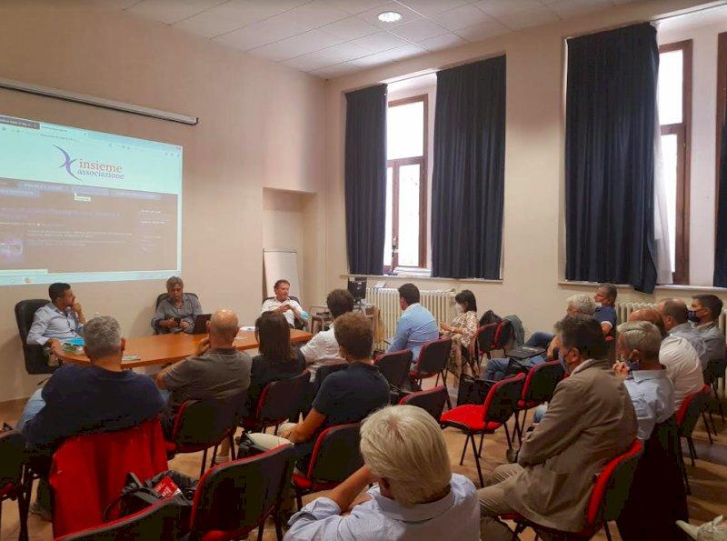 A Ormea l'incontro sulla digitalizzazione dell'associazione Insieme