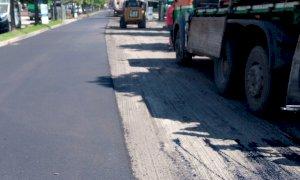 Alba: dal 9 al 12 settembre alcuni tratti stradali chiusi per asfaltatura di notte