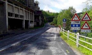 Ricostruzione di due muri di sostegno franati nel comune di Rossana, approvato il progetto