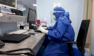 Coronavirus, in Piemonte ricoveri in aumento ma nessun nuovo decesso