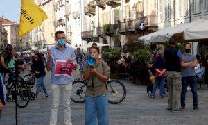 Cuneo, la sinistra prepara un flashmob contro l'ordinanza antibivacco: ''Borgna agisce come un leghista''