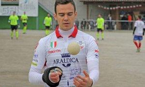 Pallapugno, Superlega: Castagnole Lanze passa a Cuneo e vince il big match