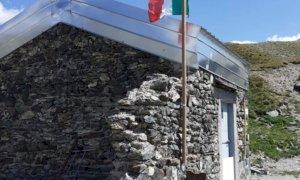 Domenica inaugura il Bivacco Carmagnola, sullo spartiacque tra le valli Maira e Varaita
