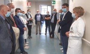 Ospedale di Fossano, climatizzato il reparto di Neuroriabilitazione