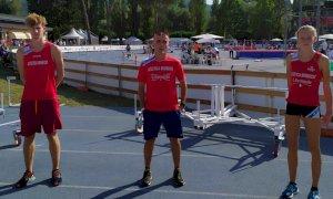Allievi atletica, a Rieti in gara anche i monregalesi Adele Roatta e Valter Cerri