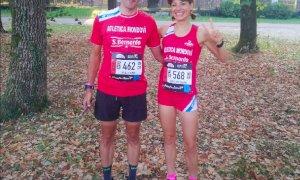 Atletica, Chiara Costamagna 15esima alla Ganten Monza21 Hal Marathon