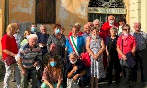 Rifreddo, la parrocchia in pellegrinaggio al Santuario di San Chiaffredo di Crissolo