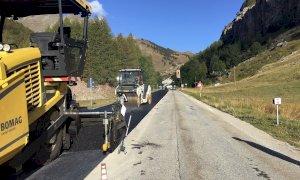Lavori di asfaltatura tra Bersezio ed Argentera, nuove chiusure della strada martedì 22 settembre