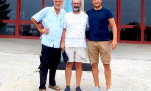 Una collaborazione tra Cuneo Volley e Caritas Centrafrique per costruire una casa a Bozoum