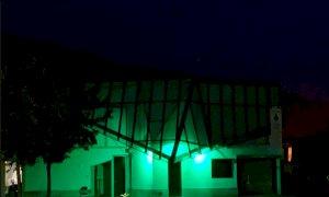 Rifreddo, il laboratorio del paesaggio montano si colora di verde per la giornata nazionale della SLA