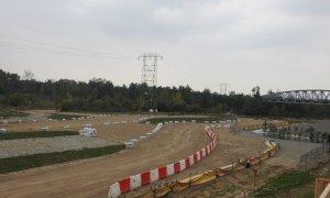 Motociclismo, esordisce sul circuito 'Bisalta Drift' di Boves il 'Flat Track'