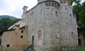 Visite alla chiesa e all'abbazia di San Costanzo al Monte a Villar San Costanzo