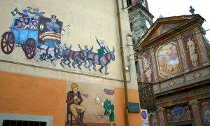 Alla scoperta di Vernante e dei murales di Pinocchio (anche) attraverso un'app