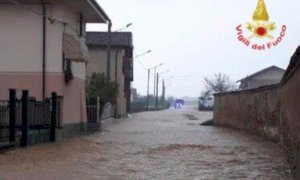 'Bomba d'acqua' su Saluzzo: chiuso il Pronto soccorso, pazienti trasferiti a Savigliano