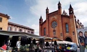 Il mercato di Alba sospeso nel mese di ottobre: il rammarico di Confesercenti