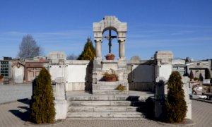 Borgo San Dalmazzo, conclusi i lavori di restauro del sacrario partigiano al cimitero