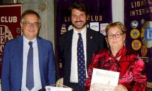 Giovane odontoiatra è il nuovo presidente del Lions club Busca e Valli