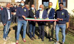 A Paroldo inaugura la prima scuola di pastorizia in Italia