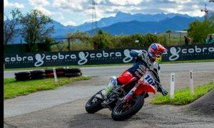 Motori, a Busca Kevin Negri vicecampione europeo classe S2