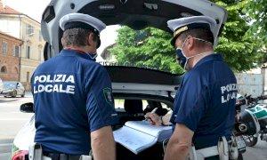 Nel weekend controlli anti Covid a Bra: multate dieci persone