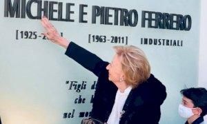 L'ospedale di Verduno intitolato a Michele e Pietro Ferrero: 'Due grandi uomini della nostra terra'
