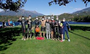A Ivrea ritorno in acqua per gli atleti di 'Amico Sport'
