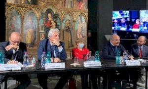 Il Sindaco di Cuneo Federico Borgna al Festival delle Città di Roma