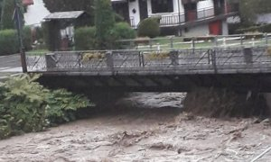Maltempo, danni anche alle reti idriche nelle valli Vermenagna e Tanaro