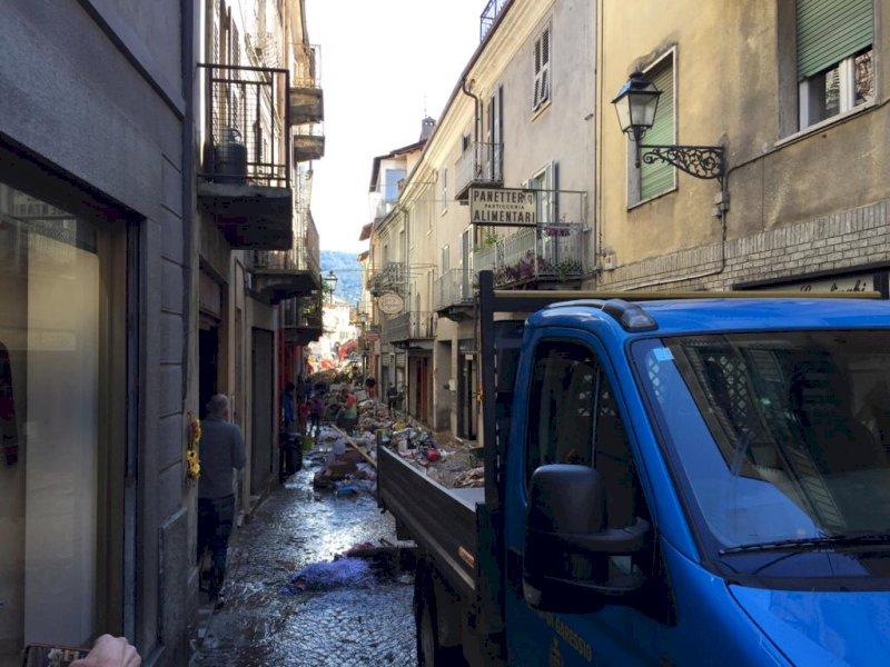 Maltempo, Bergesio e Gastaldi (Lega): 'Il governo riconosca lo stato di calamità naturale'