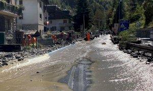 Dispersi in valle Roya: sette persone sono rientrate in Italia attraversando a piedi il tunnel del Tenda