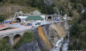 La furia delle acque ha cancellato la strada del Tenda: ecco le immagini del disastro