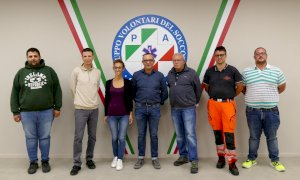 Gruppo Volontari del Soccorso di Clavesana, Maurizio Arnaldi è il nuovo presidente