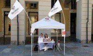 A Cuneo un sit in per l'eutanasia a favore di Marco Cappato e Mina Welby