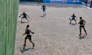 Pallapugno, Superlega: la Canalese espugna Cortemilia nella semifinale di andata