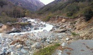 Anche il Parco Alpi Marittime conta i danni: lungo i sentieri spazzate via almeno 25 passerelle