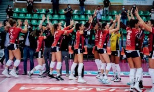 Pallavolo A1/F: al via venerdì 9 ottobre le prevendite per il derby Cuneo-Chieri