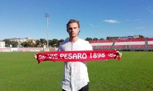 Calcio, il buschese Federico Giraudo firma con la Vis Pesaro