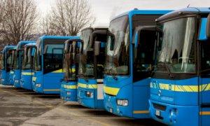 Dieci milioni e 300 mila euro per il rinnovo della flotta di autobus piemontese