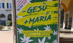 Cuneo, la provocazione dei Radicali: ''Meno Gesù, più Maria''