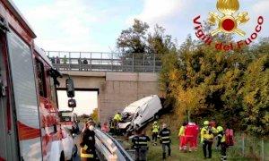 Tragico incidente sulla Torino-Savona: muoiono due persone