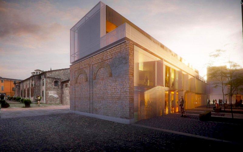 Selezionato il progetto per l'Ex Frigo Militare di Cuneo, avvio lavori nel 2021