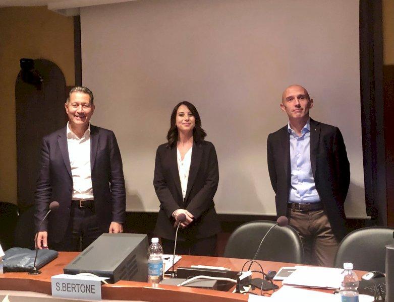 Sabrina Bertone eletta presidente del gruppo Giovani Edili di Ance Cuneo