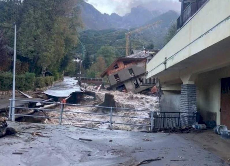 Alluvione, cittadini e imprese potranno comunicare i danni subiti alla Regione