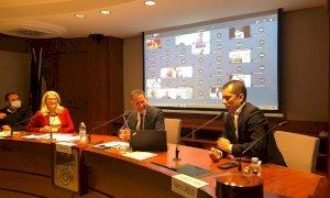 L'assessore regionale Marco Gabusi al Consiglio generale di Confindustria Cuneo
