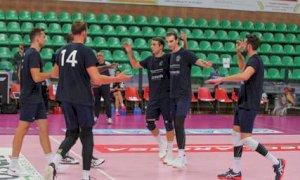 Pallavolo A2/M: oggi Cuneo debutta a Bergamo